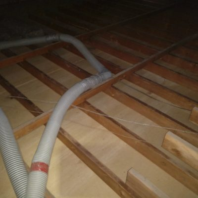 Insulation removal 3